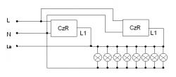 Schemat Oswietlenia Z Czujnikiem Ruchu Pilne Instalacje