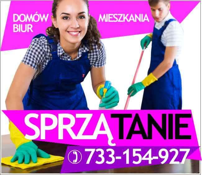 Sprzątanie po remoncie Katowice