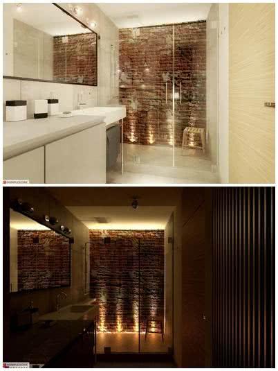 ceglana ściana pod prysznicem.jpg