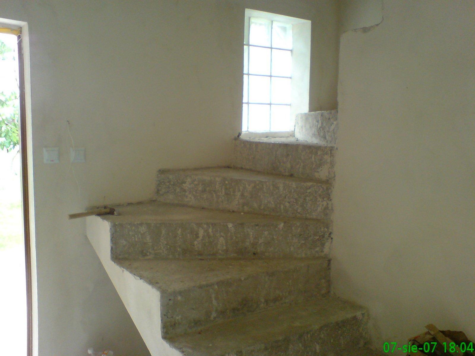 Zmodyfikowane schody