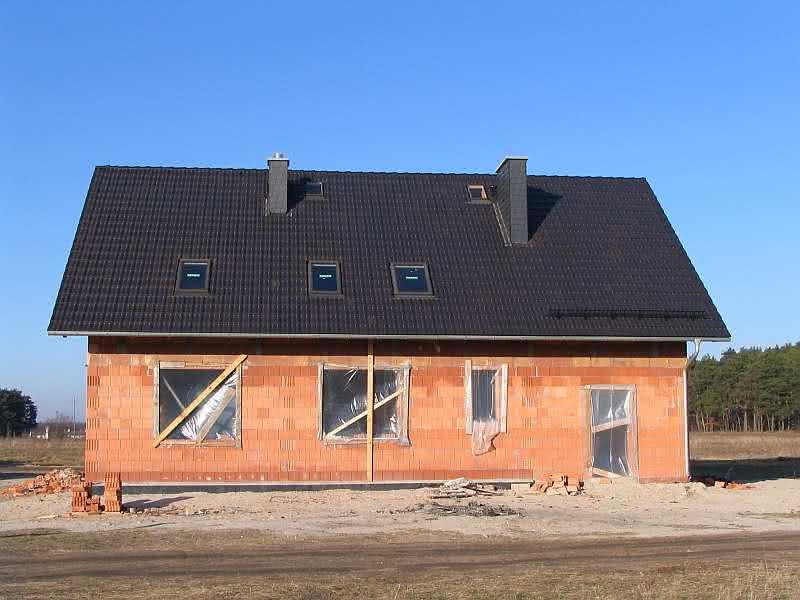 Dach na gotowo 2