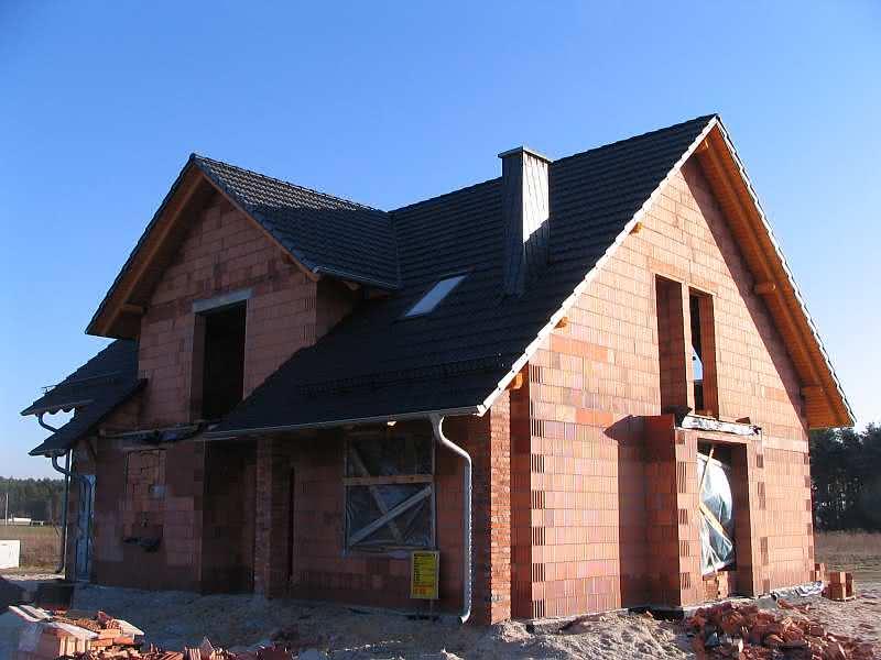 Dach na gotowo 3