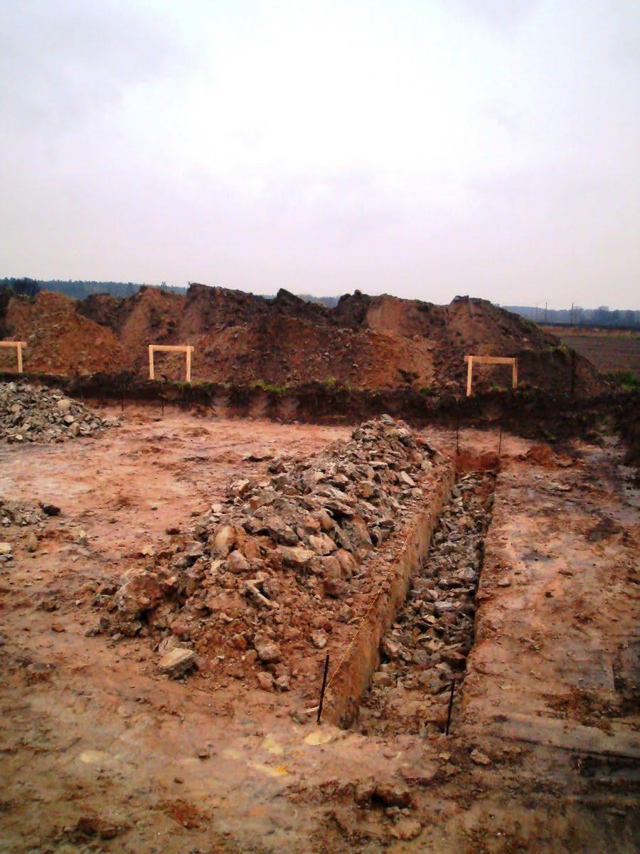 fundamenty w kopaniu :)