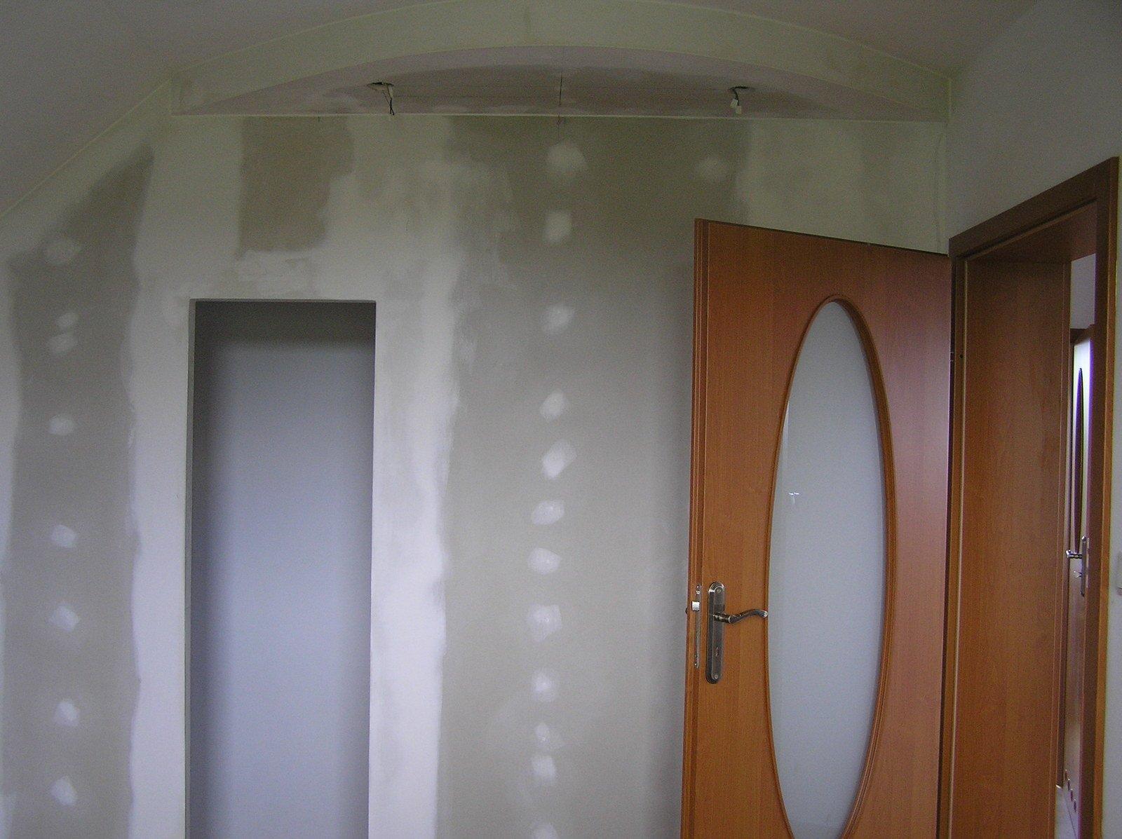 szafa wnękowa w sypialni