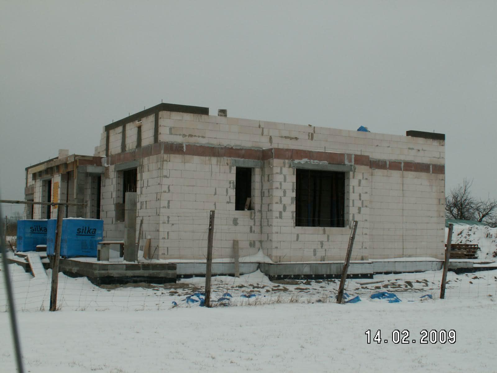 Mury - Małgosia z garażem / HB Studio