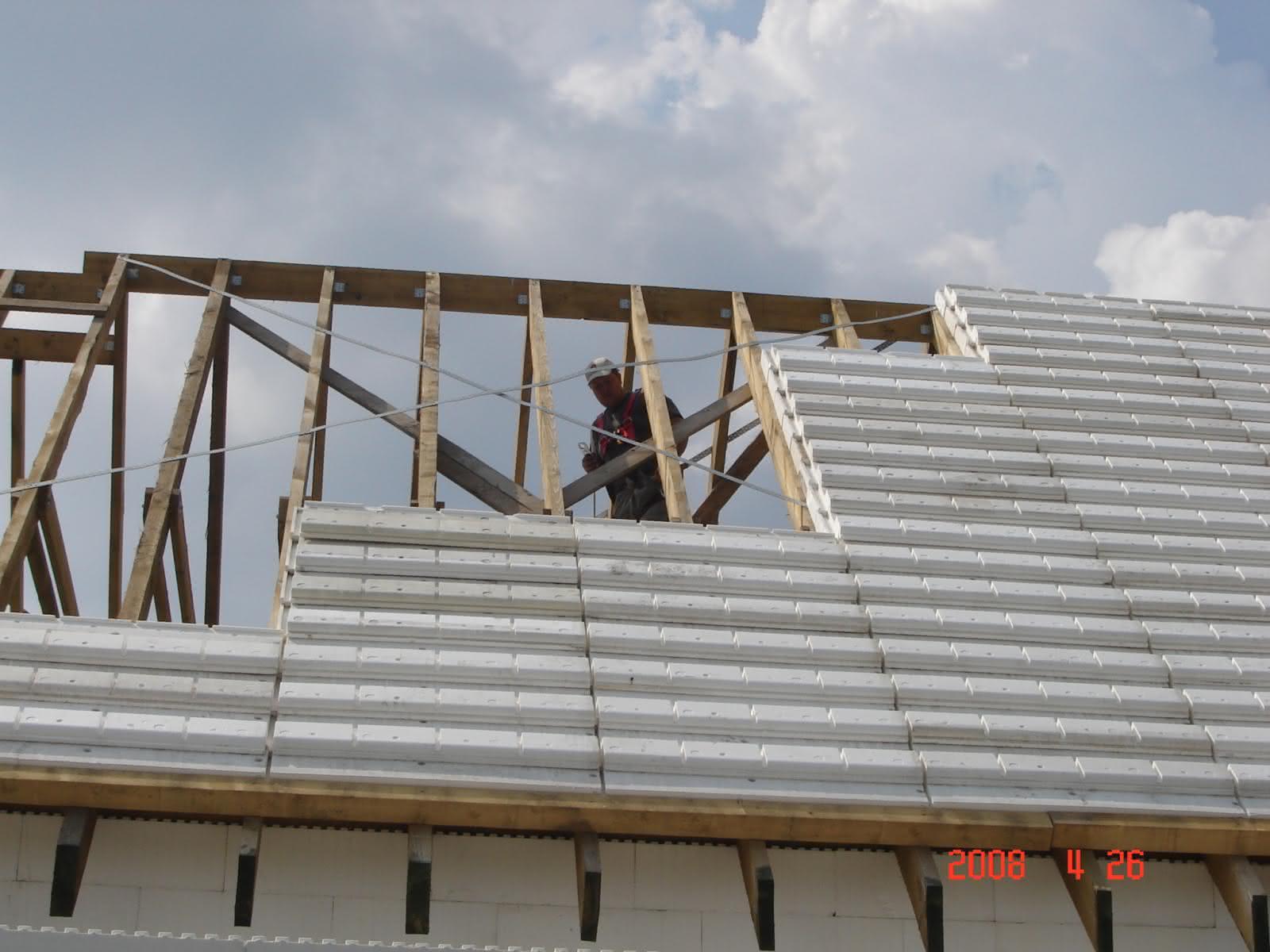 pokrycie dachu-to bardzo ciekawe doświadczenie