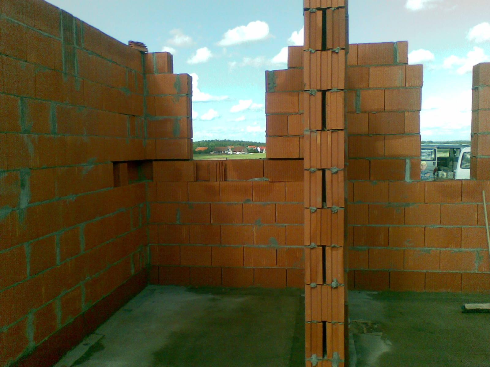 klatka schodowa i łazienka - parter