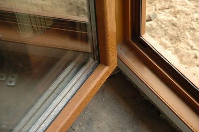 okno z profilu 90mm + 3szyby
