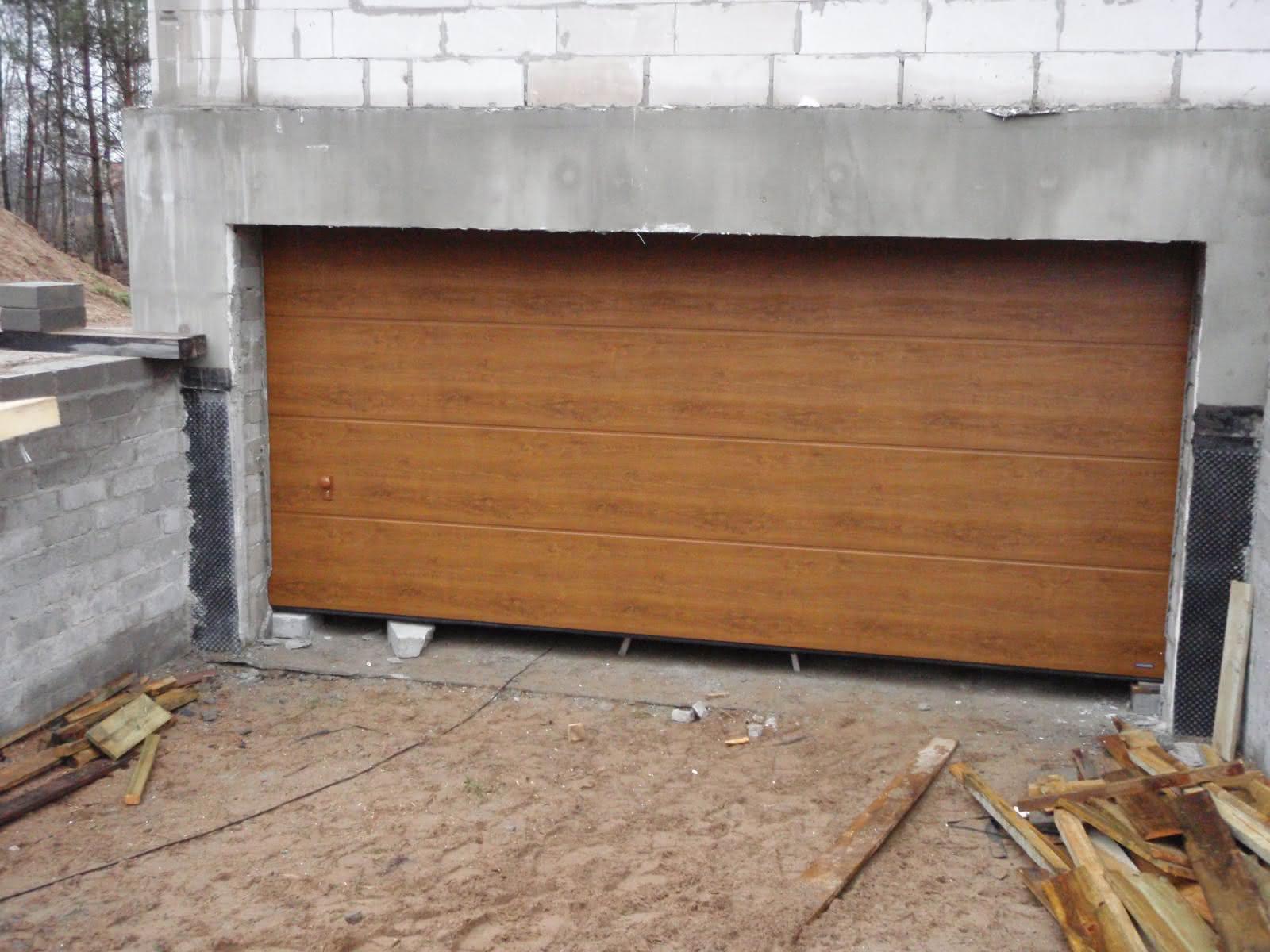brama garażowa :)