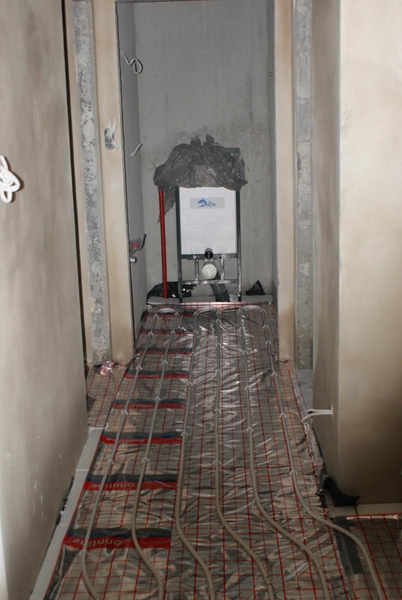 korytarz wc