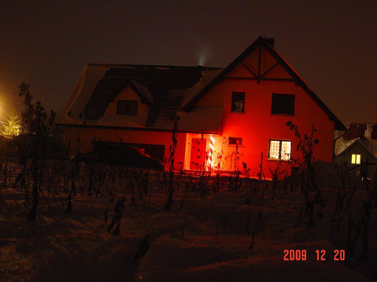 Zimową nocą