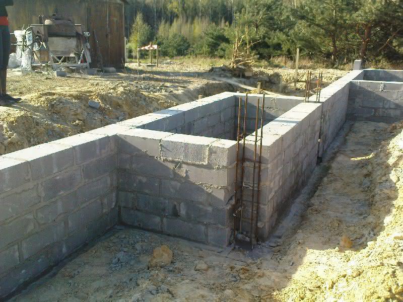 Ścianki fundamentowe