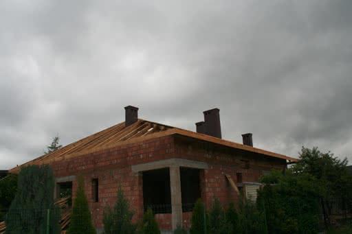 Dach już prawie jest