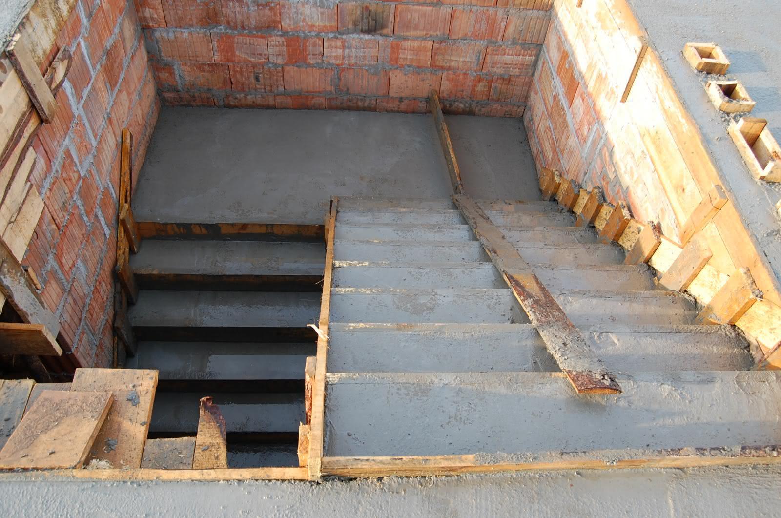 schody na poddasze II