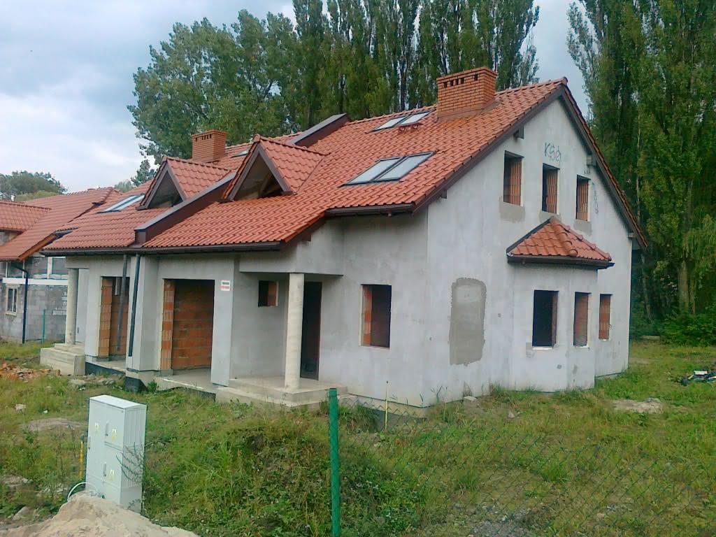 Dom w Klematisach 2