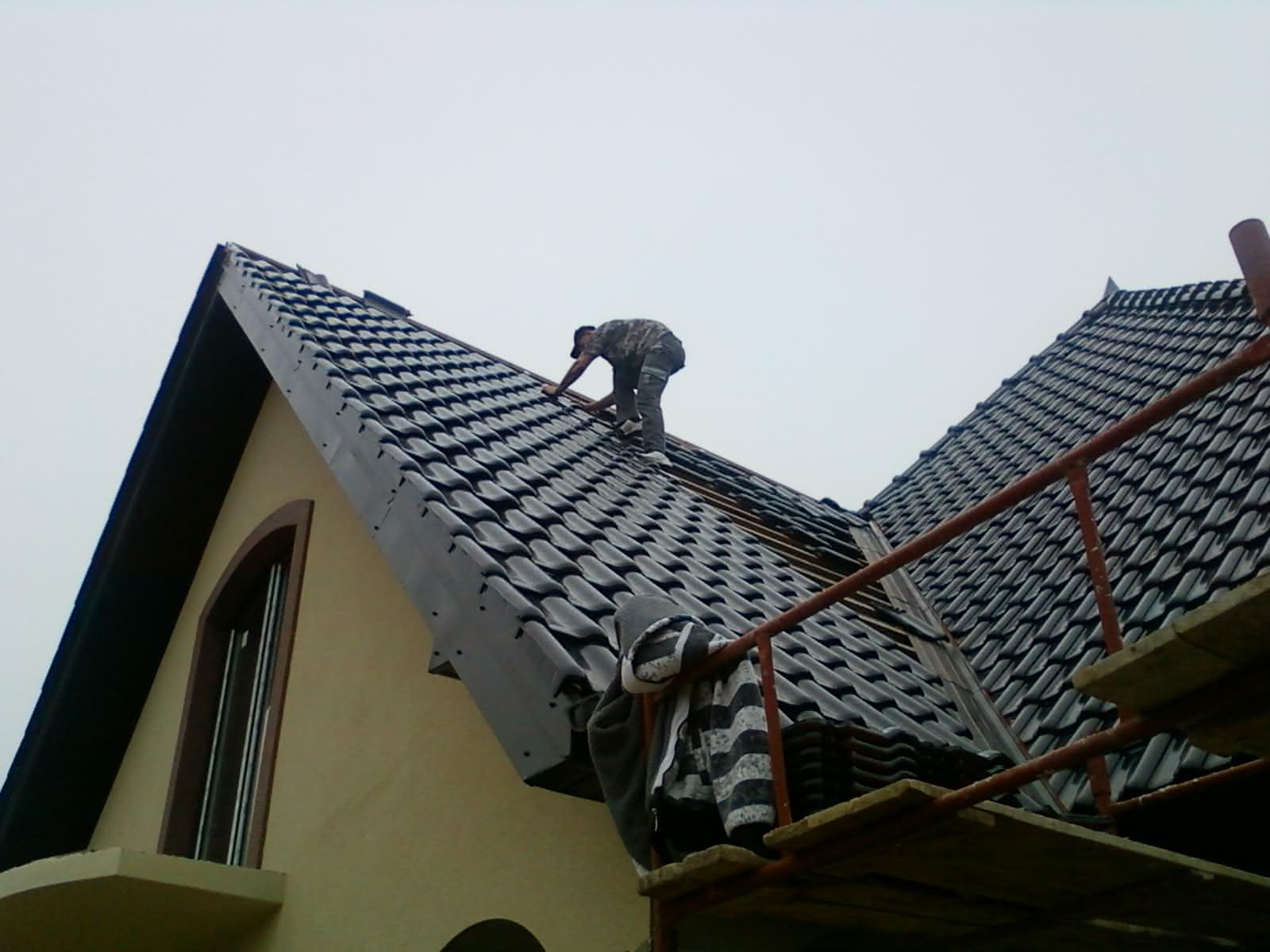 Dach na finiszu :)