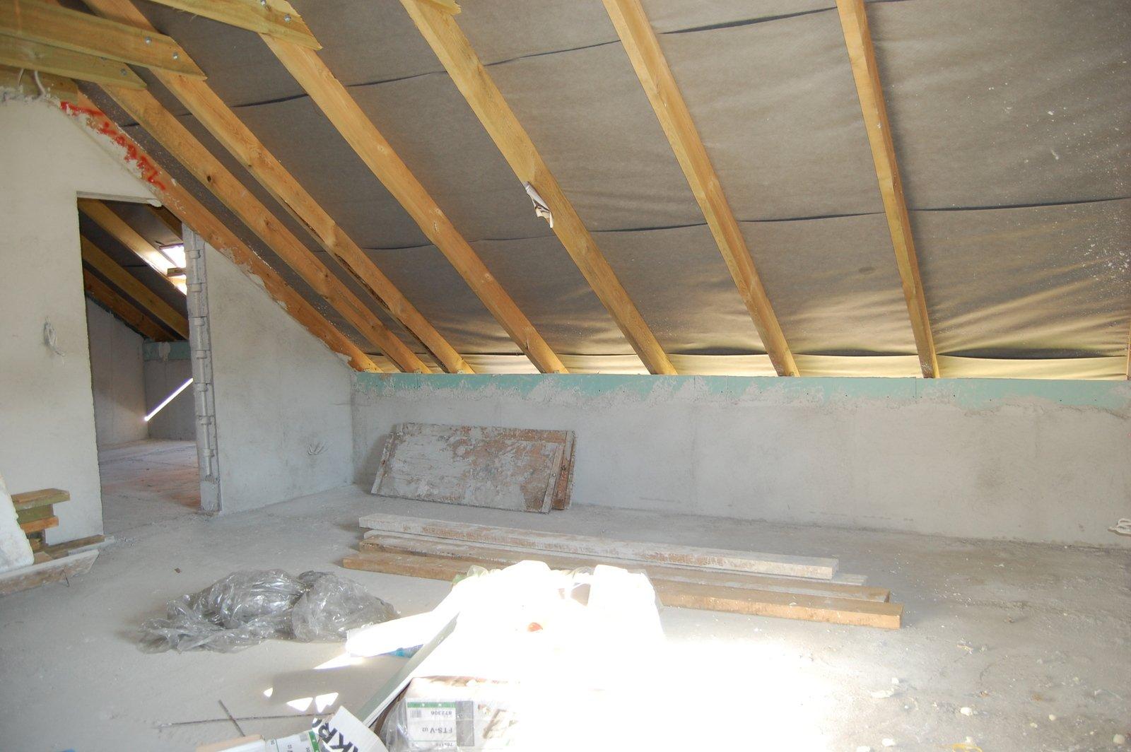 Pokój nad garażem