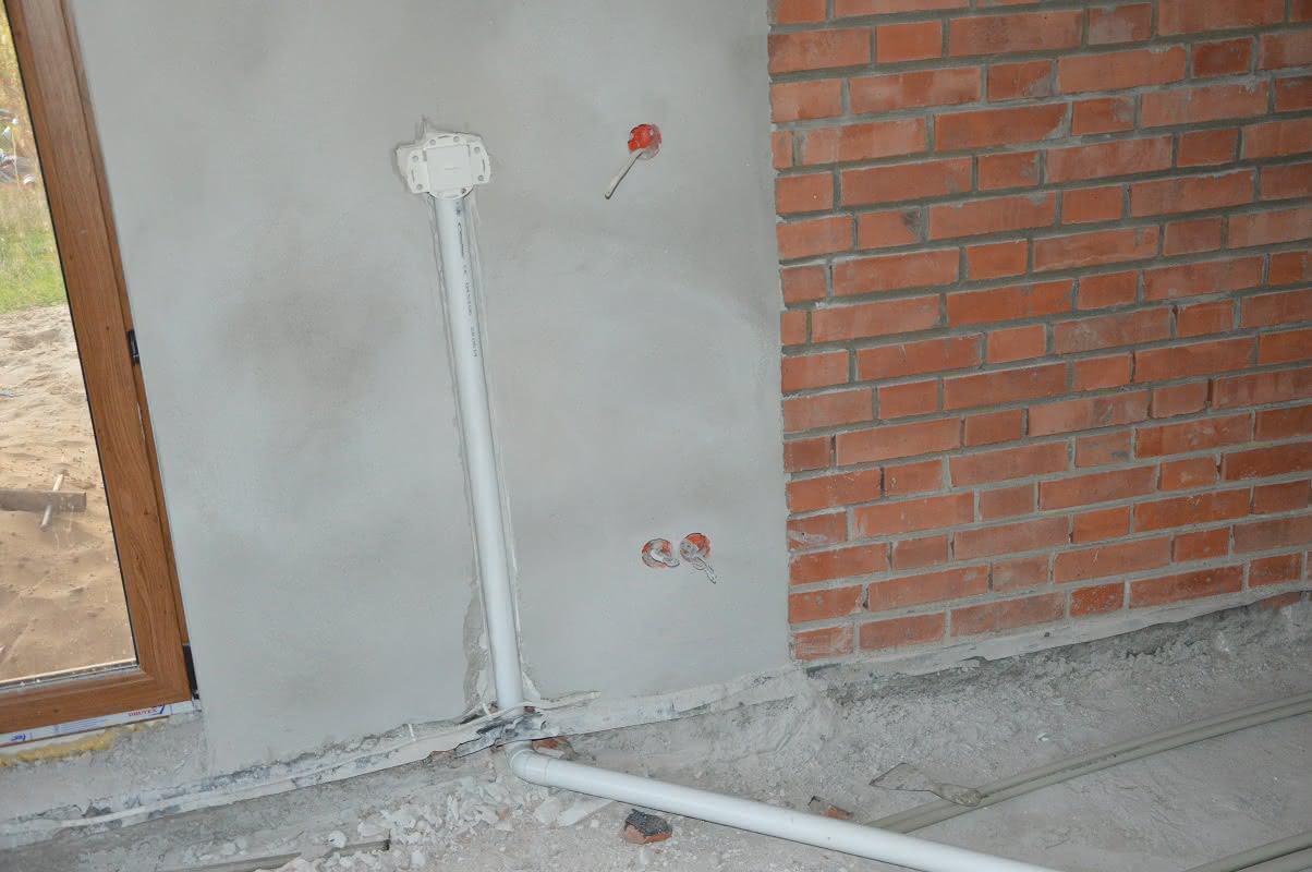 instalacja odkurzacza centralnego