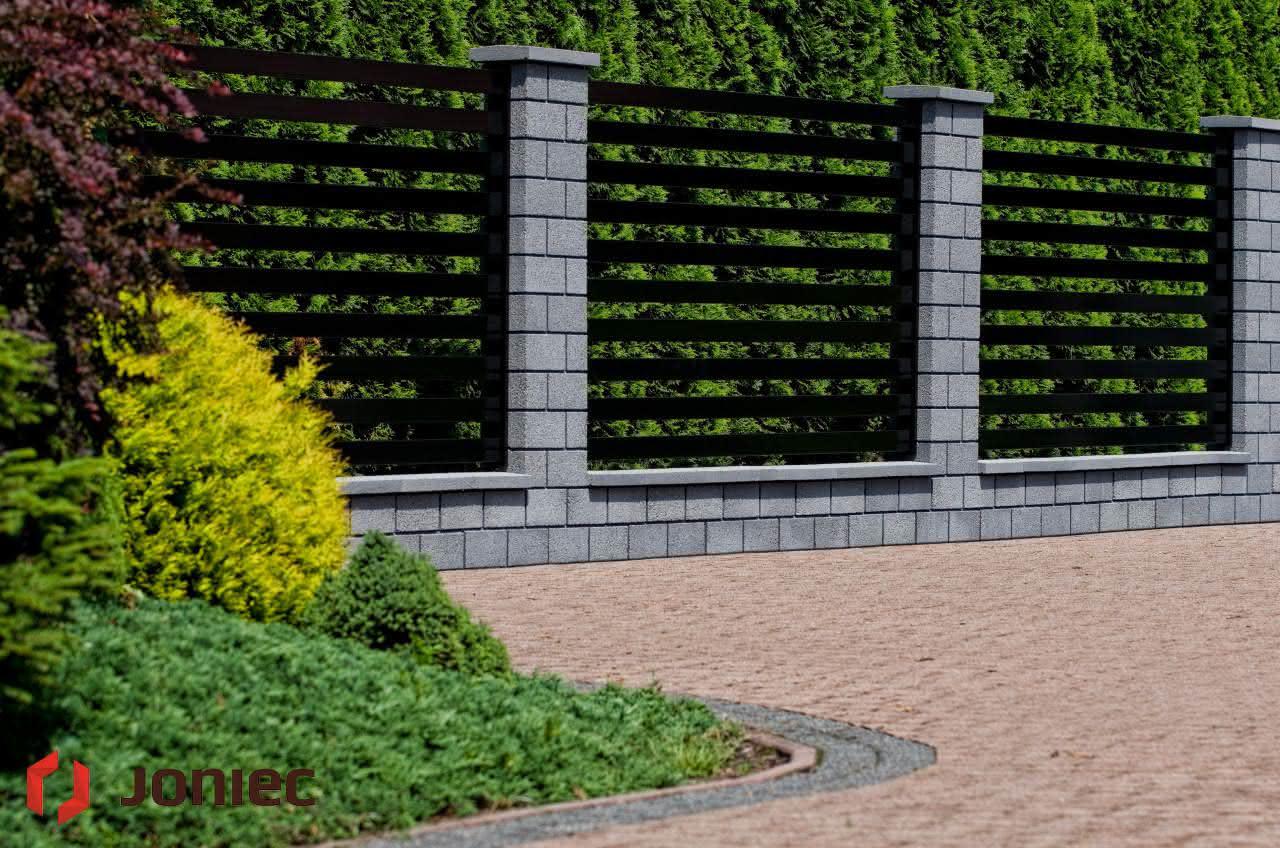 Ogrodzenia betonowe ASTRA
