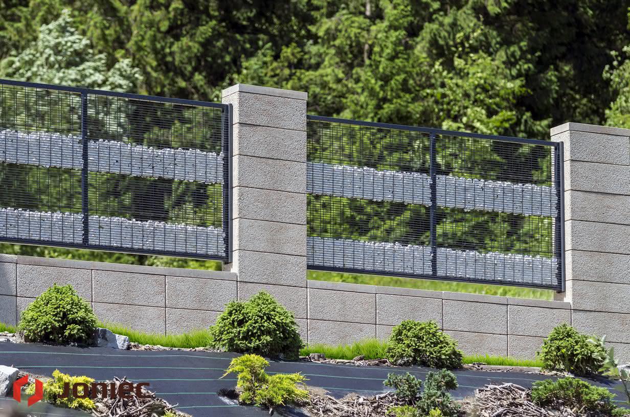 Ogrodzenie betonowe ROMA