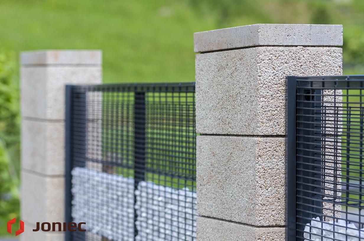 Ogrodzenia betonowe ROMA