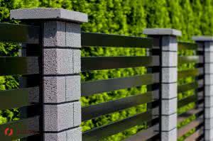Ogrodzenie betonowe ASTRA