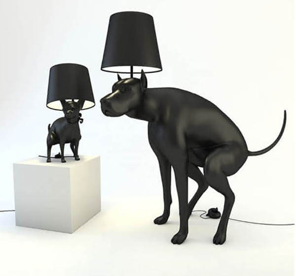 Pooping-Dog-Lamps-from-UK-artist-Whatshi